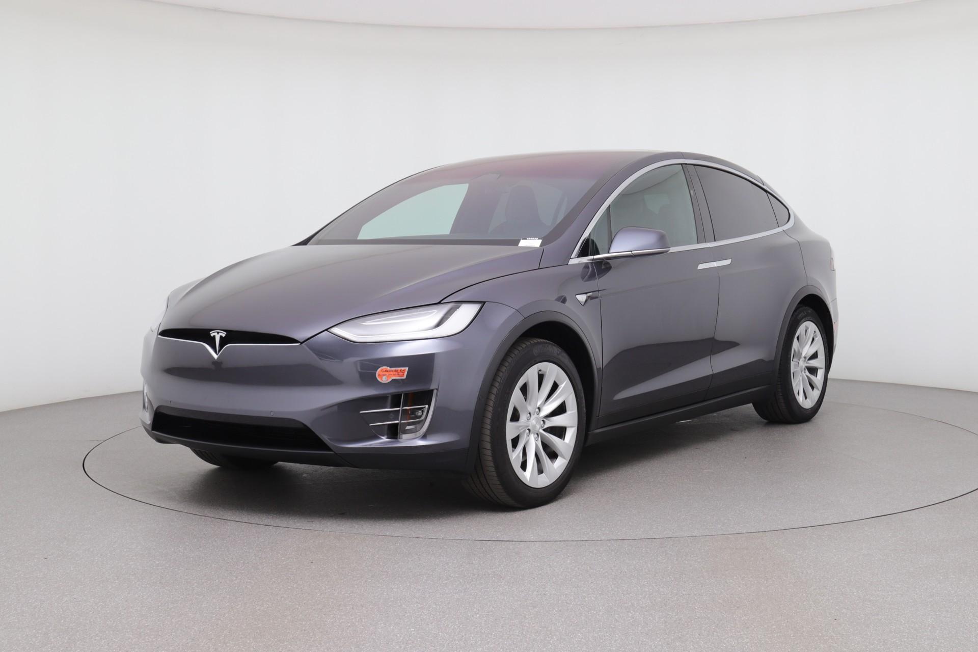2019 Tesla Model X (from $77,150)