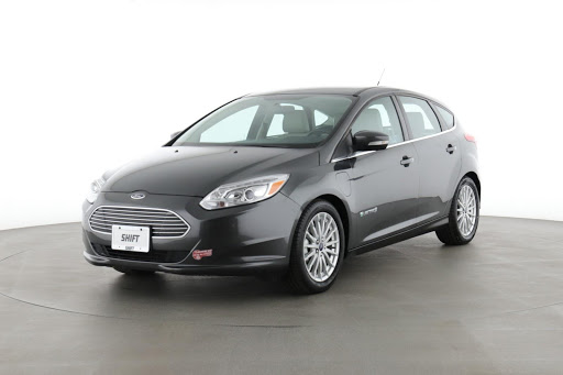 2017 Ford Focus Electric (from $12,350)