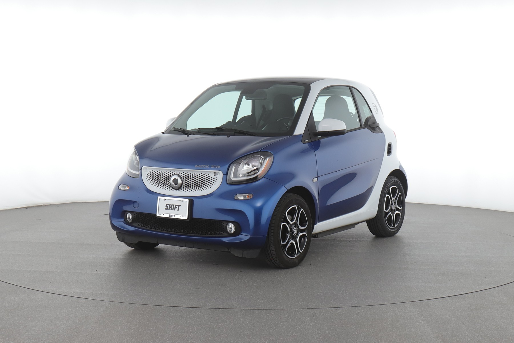 2018 Smart fortwo prime (from $11,950)