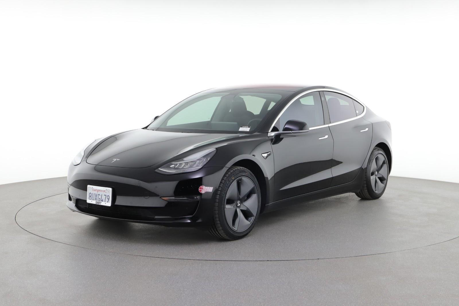 Tesla Model 3 Long Range (from $34,950)