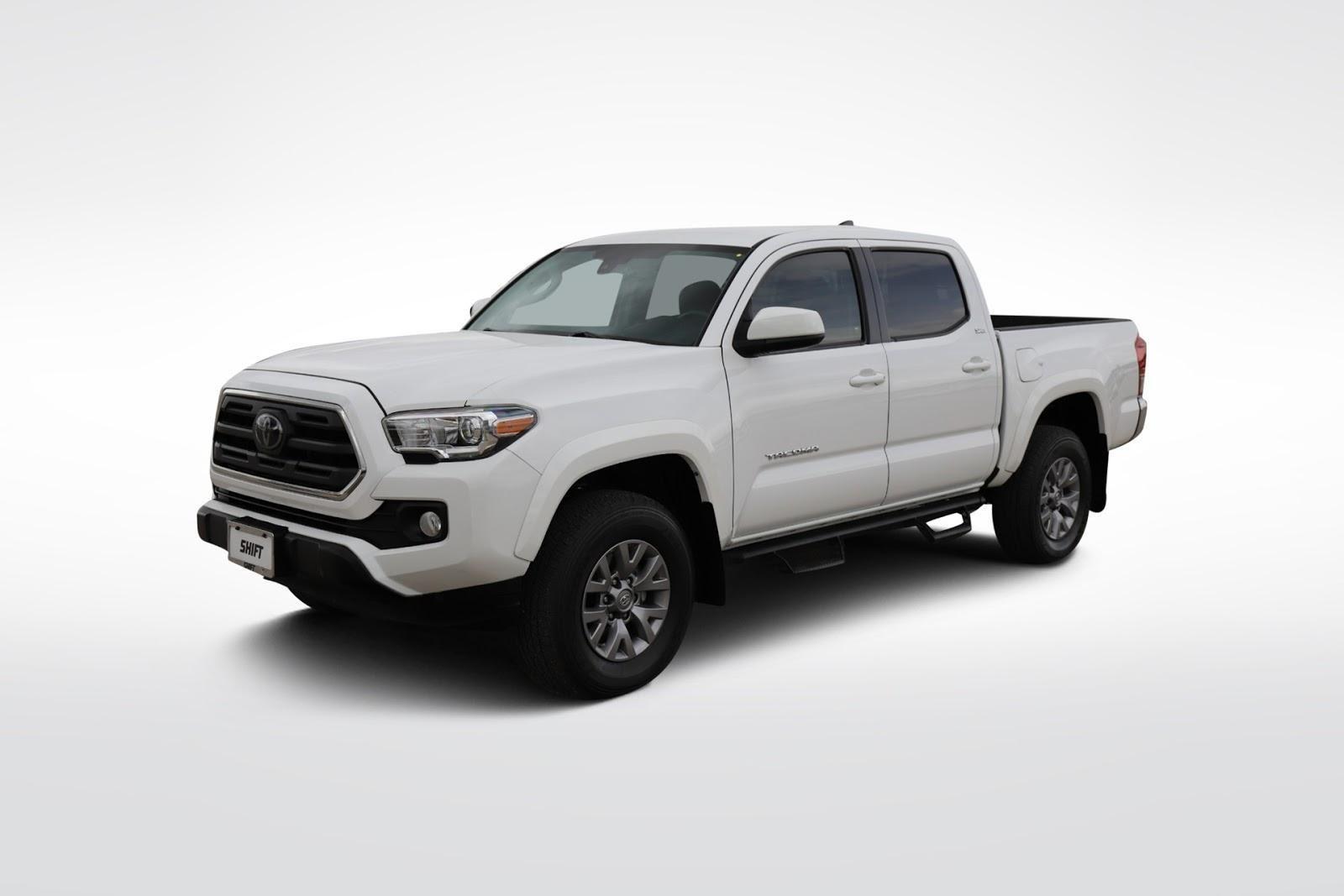 2018 Toyota Tacoma (from $34,950)