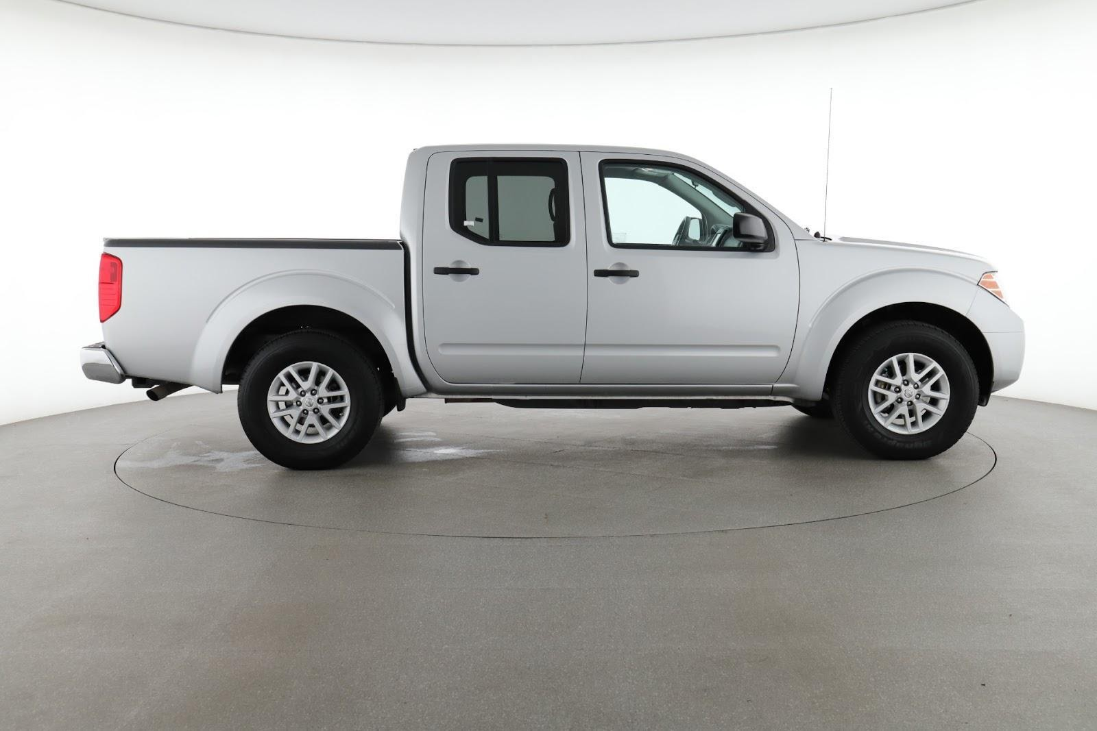 2019 Nissan Frontier SV (from $22,950)