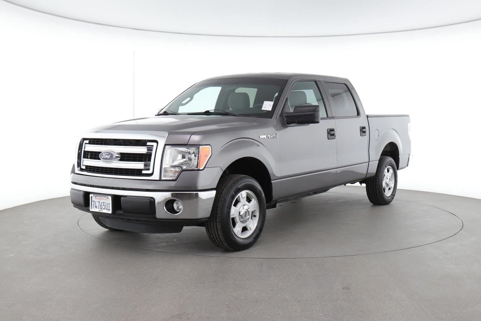 2014 Ford F-150 XLT (from $17,600)