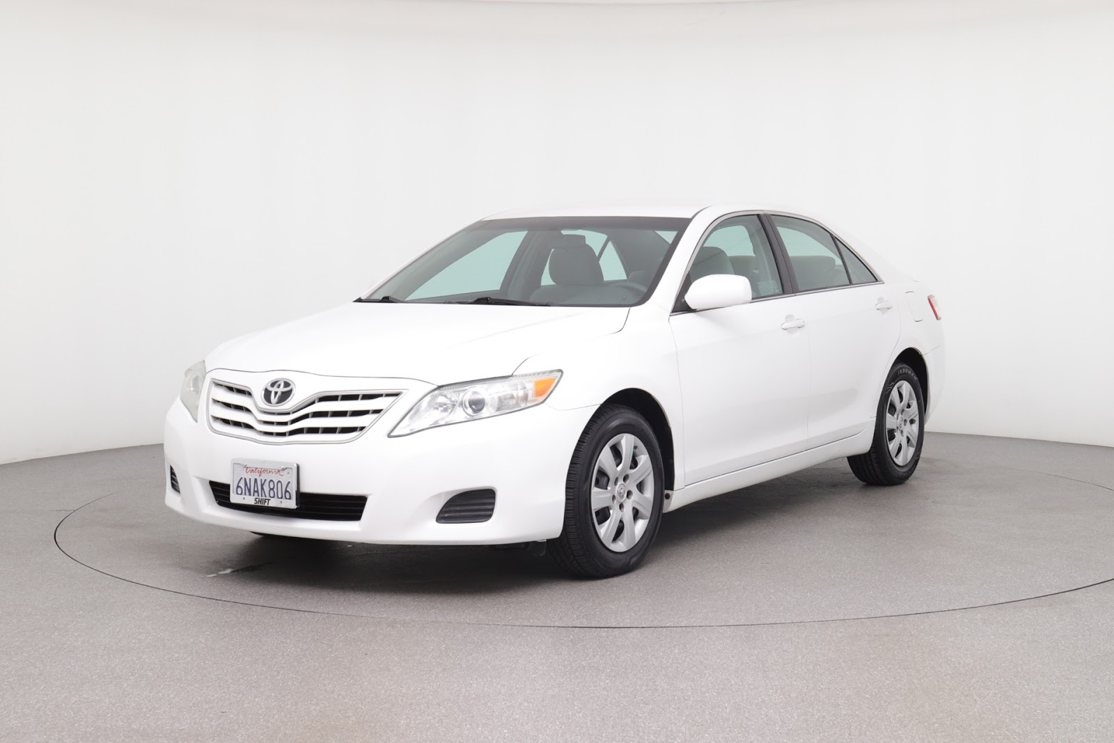 2011 Toyota Camry (from $9,250)