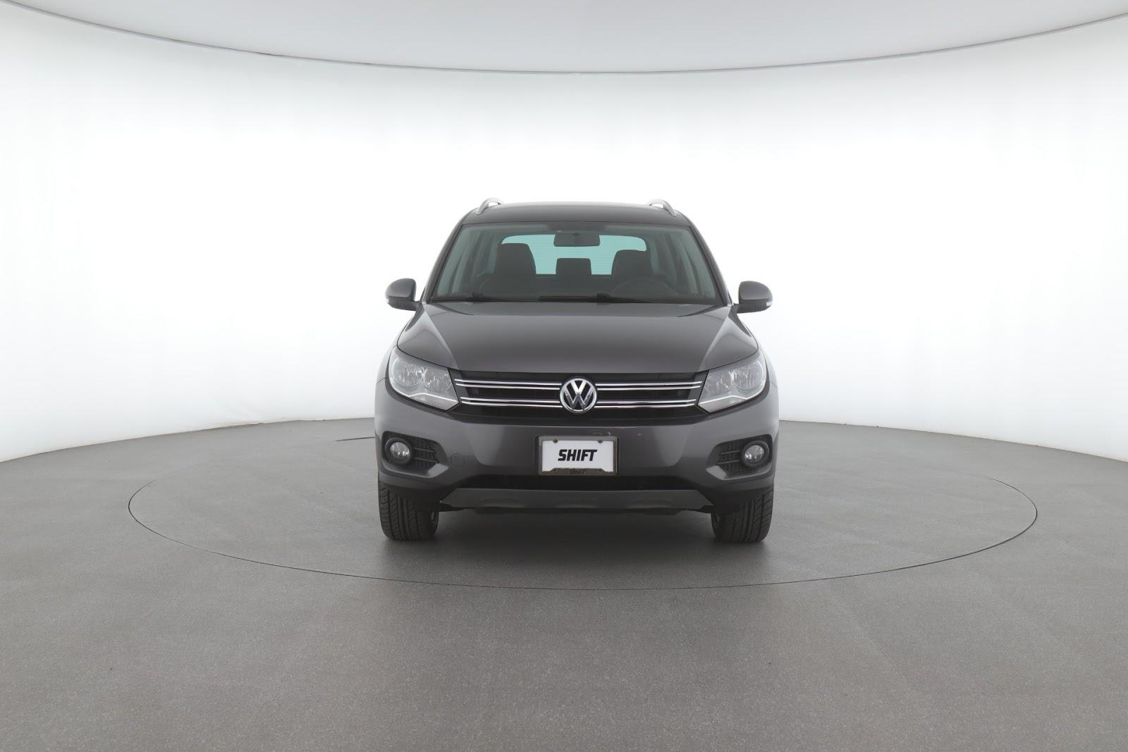 2014 Volkswagen Tiguan SE (from $8,350)
