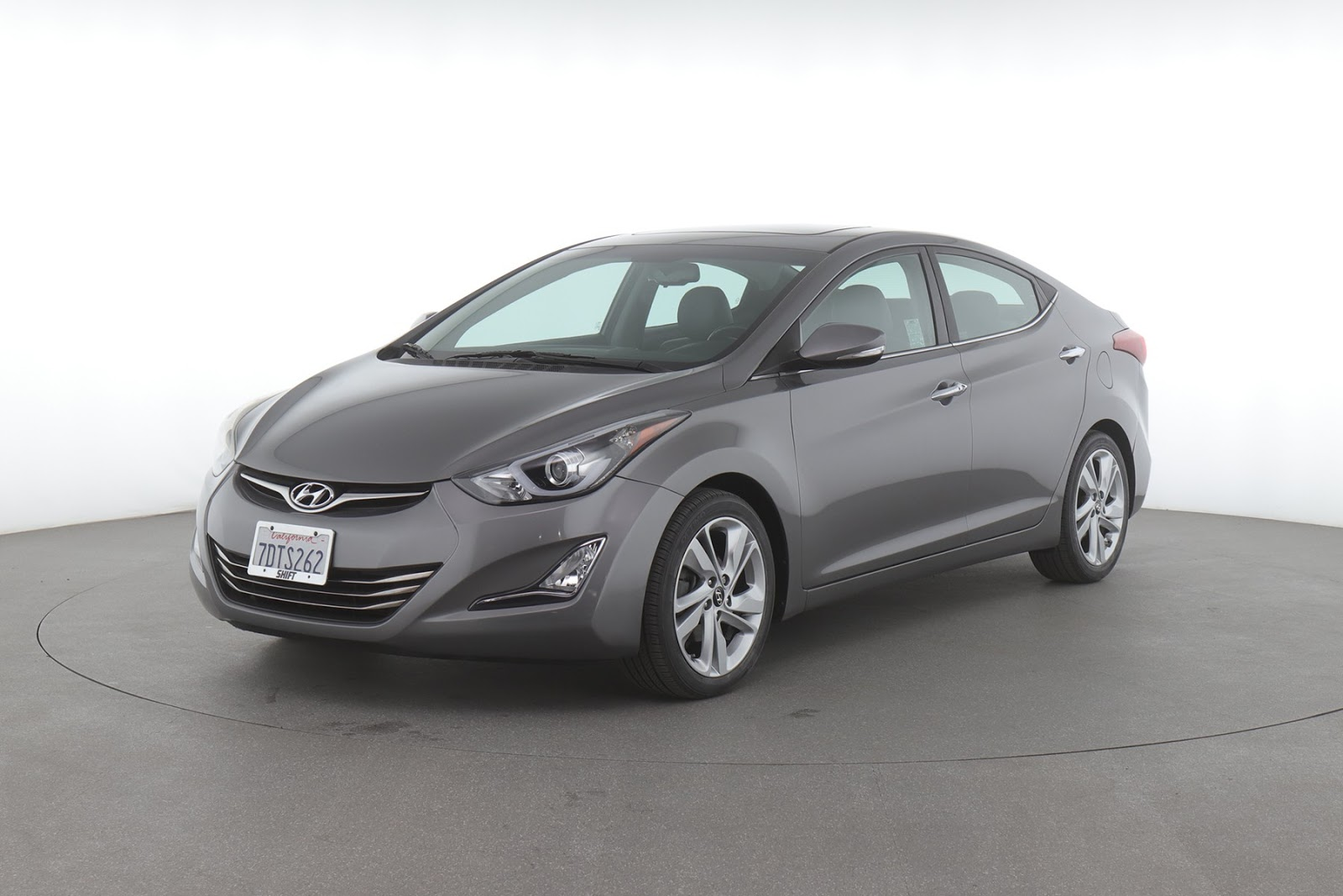 2014 Hyundai Elantra Limited (from $9,650)