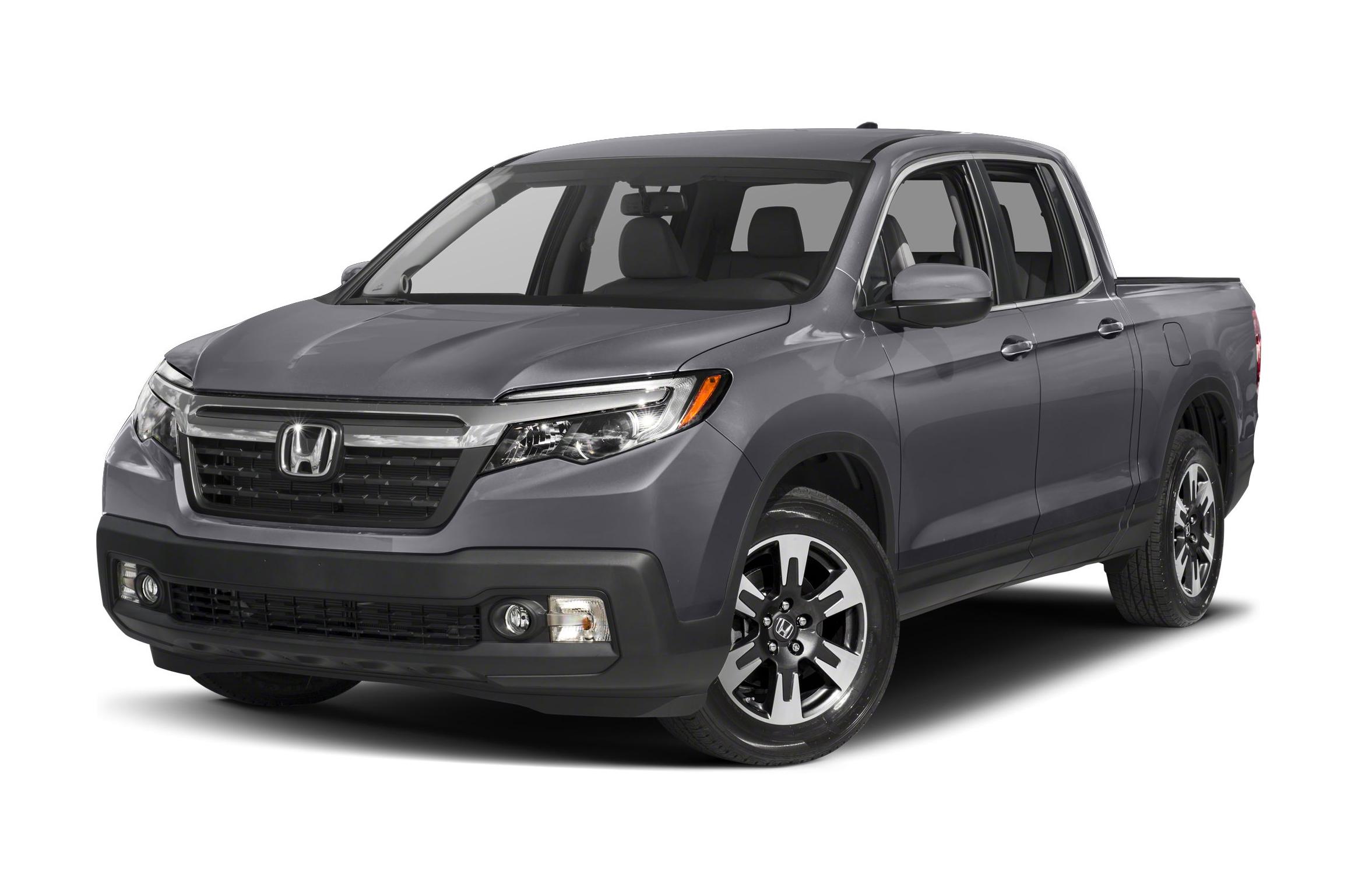 2017 Honda Ridgeline RTL-T (from $30,950)