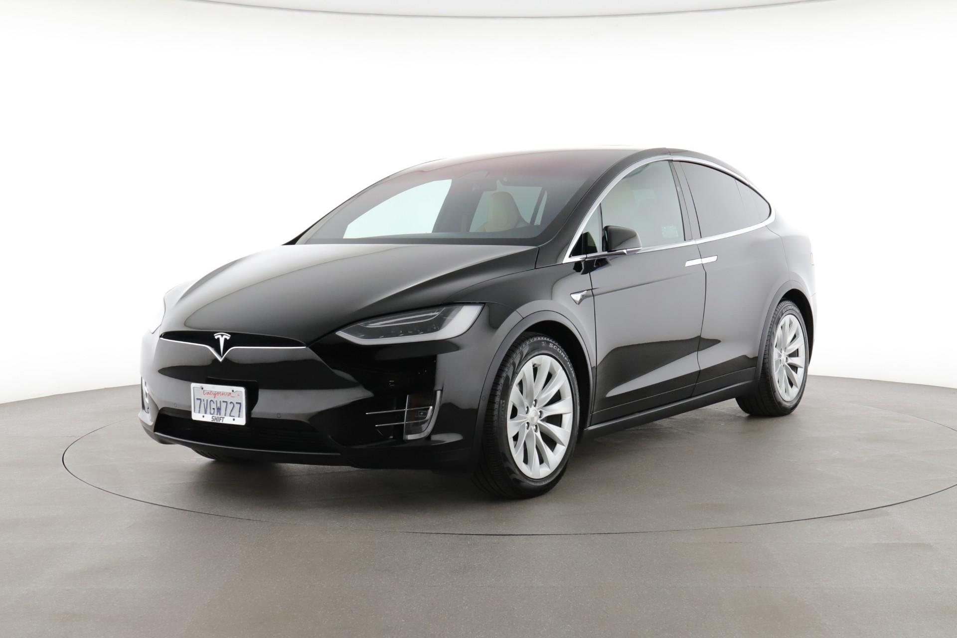 2016 Tesla Model X (from $59,650)