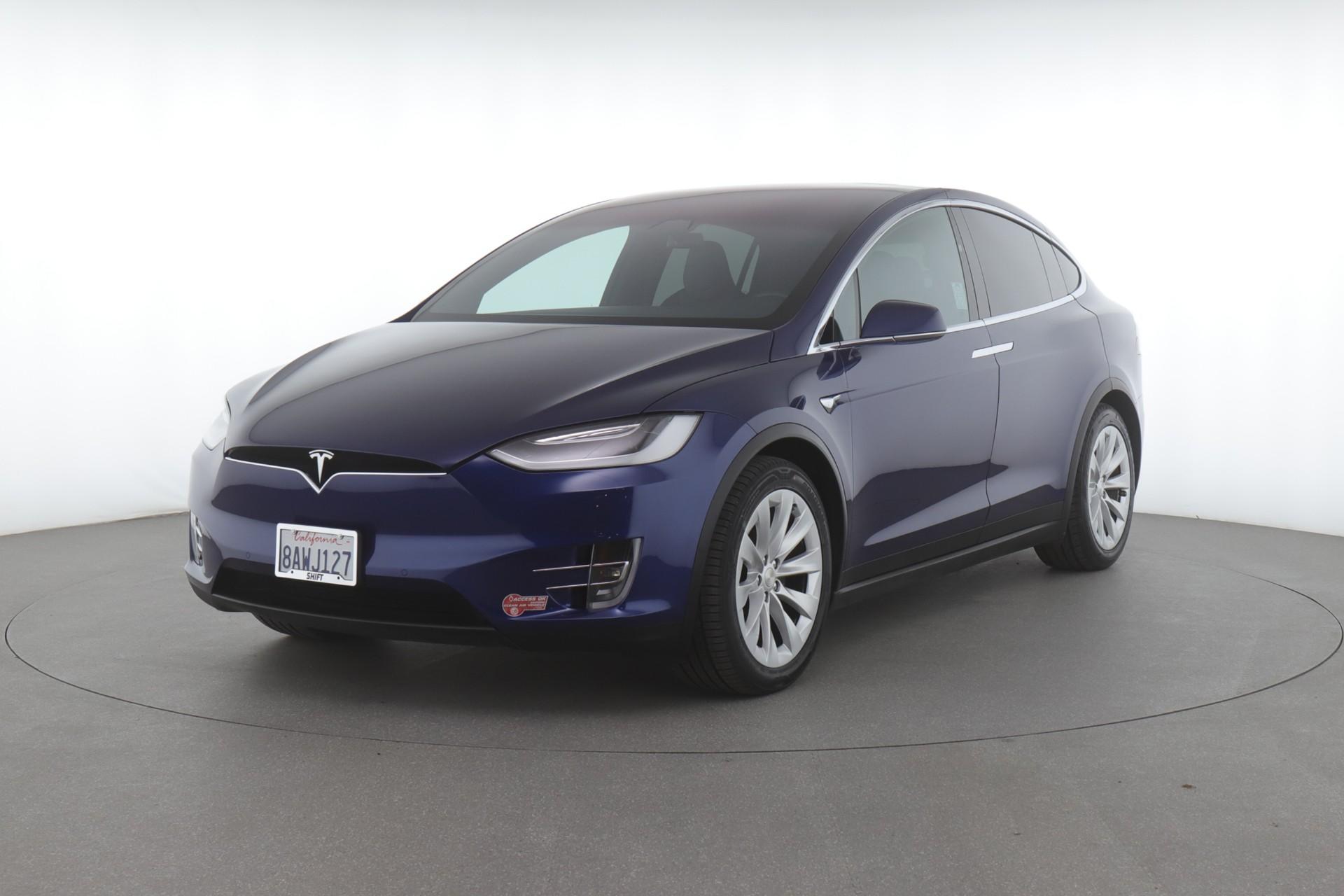 2017 Tesla Model X (from $56,550)