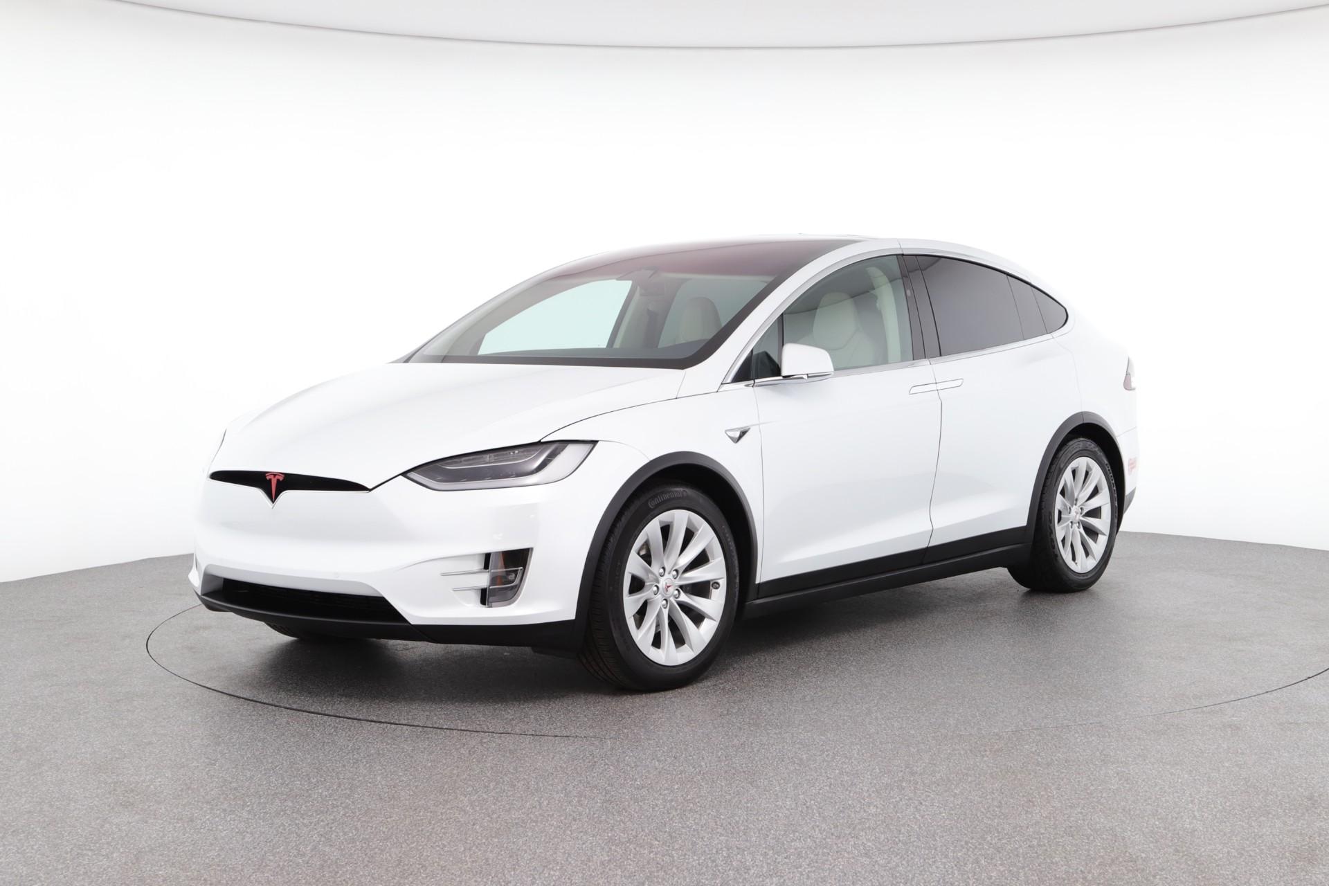2018 Tesla Model X (from $60,950)