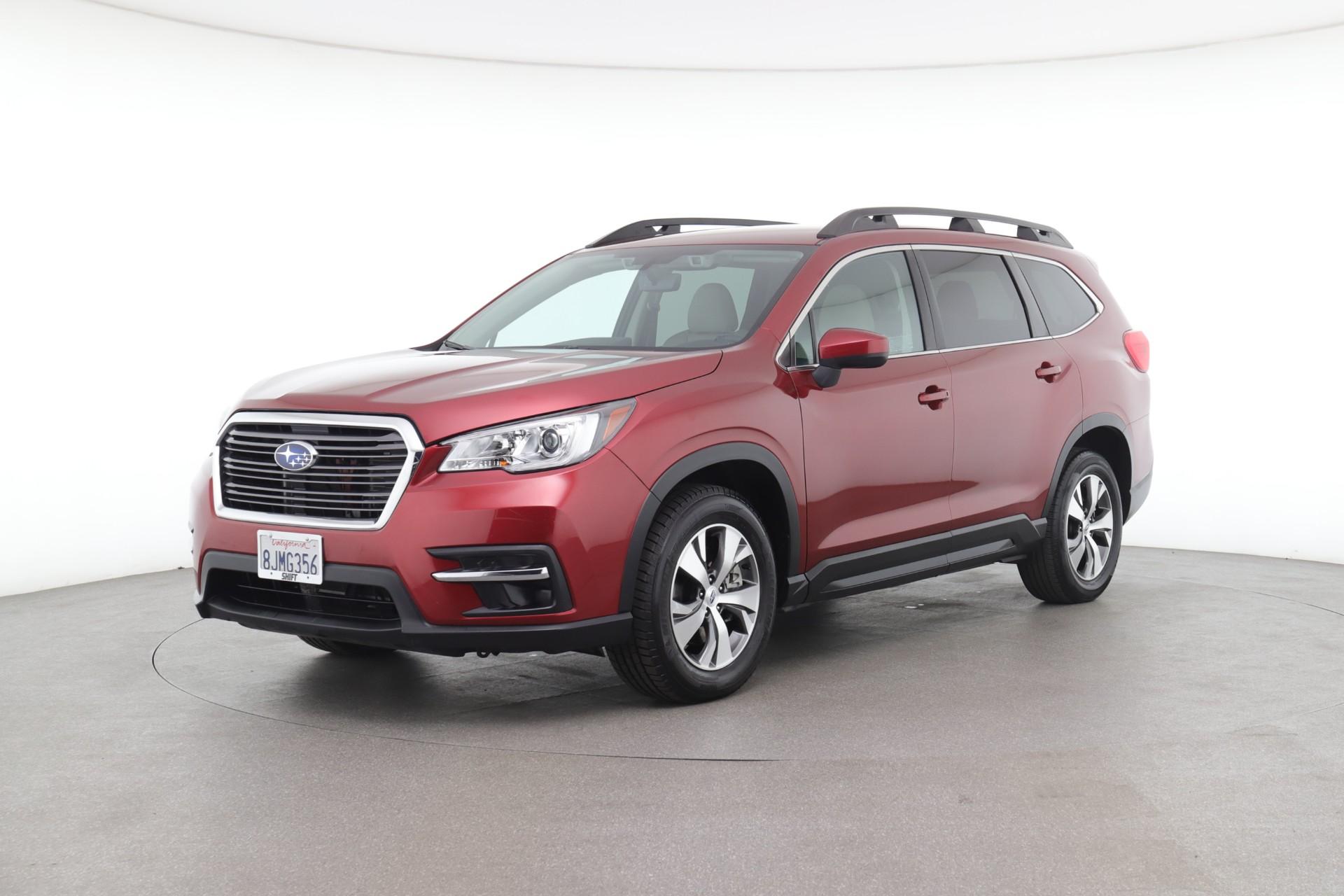 2019 Subaru Ascent Premium (from $30,950)