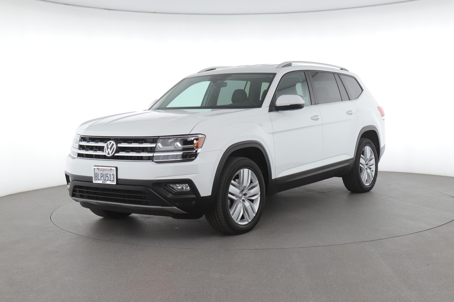 2019 Volkswagen Atlas 3.6L (from $30,950)