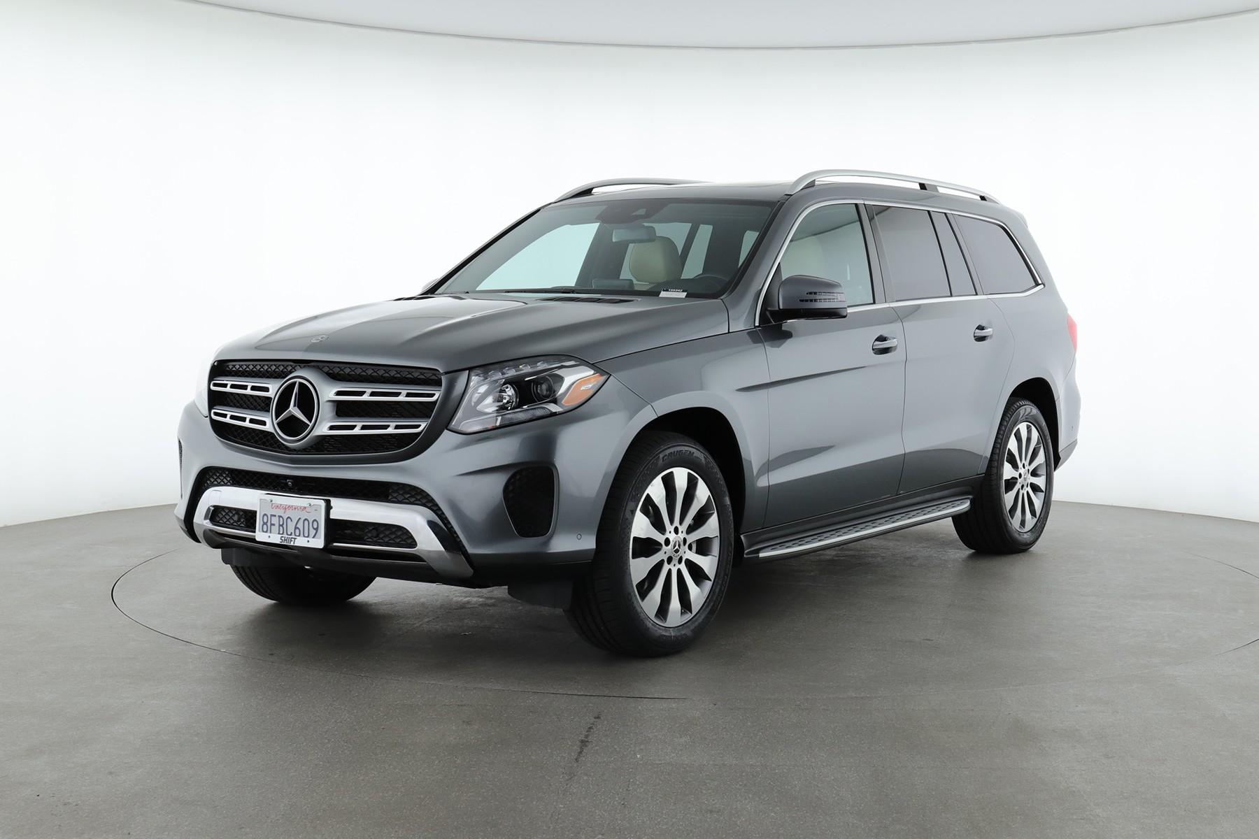 2018 Mercedes-Benz GLS 450 (from $49,950)