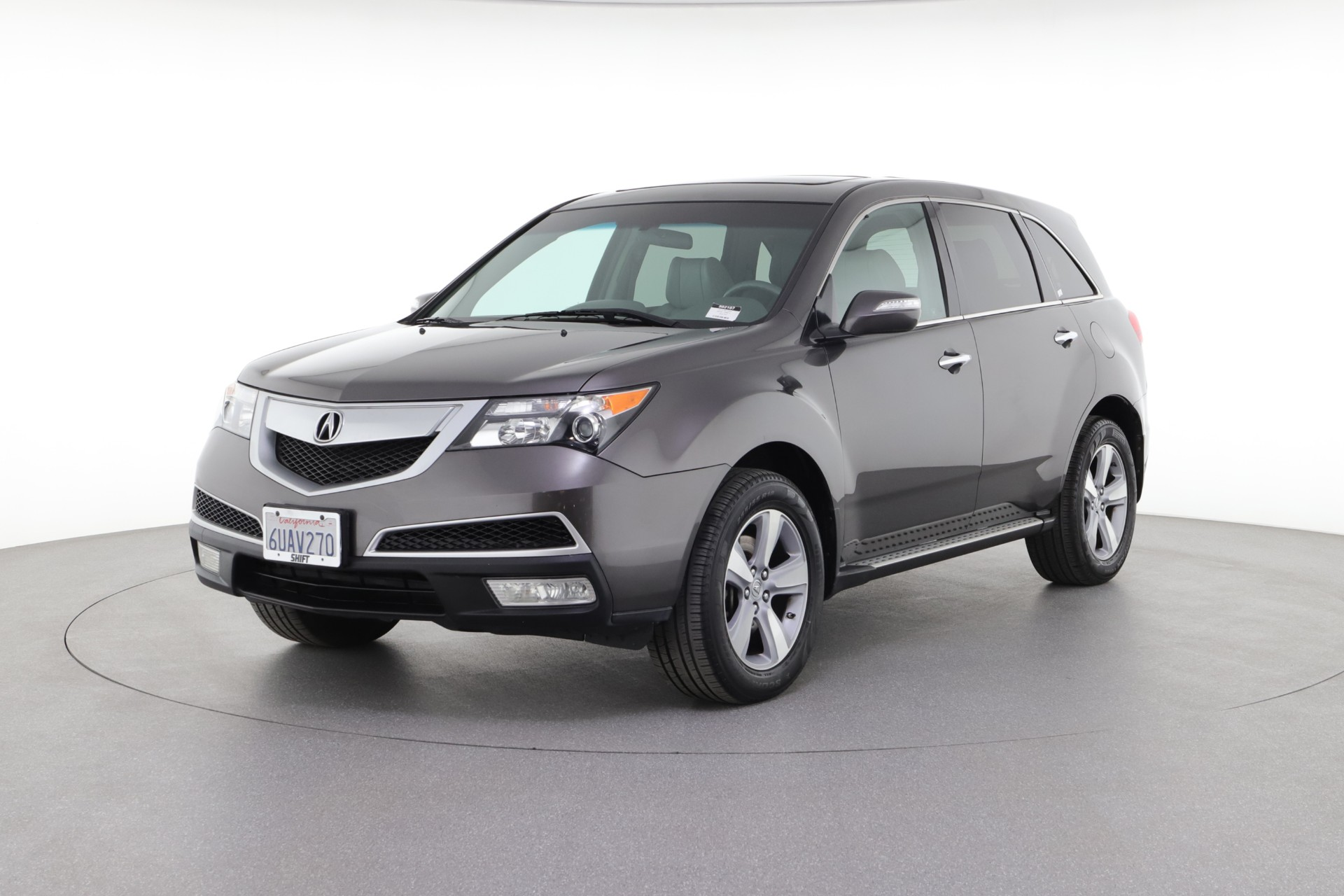 2012 Acura MDX (from $14,950)