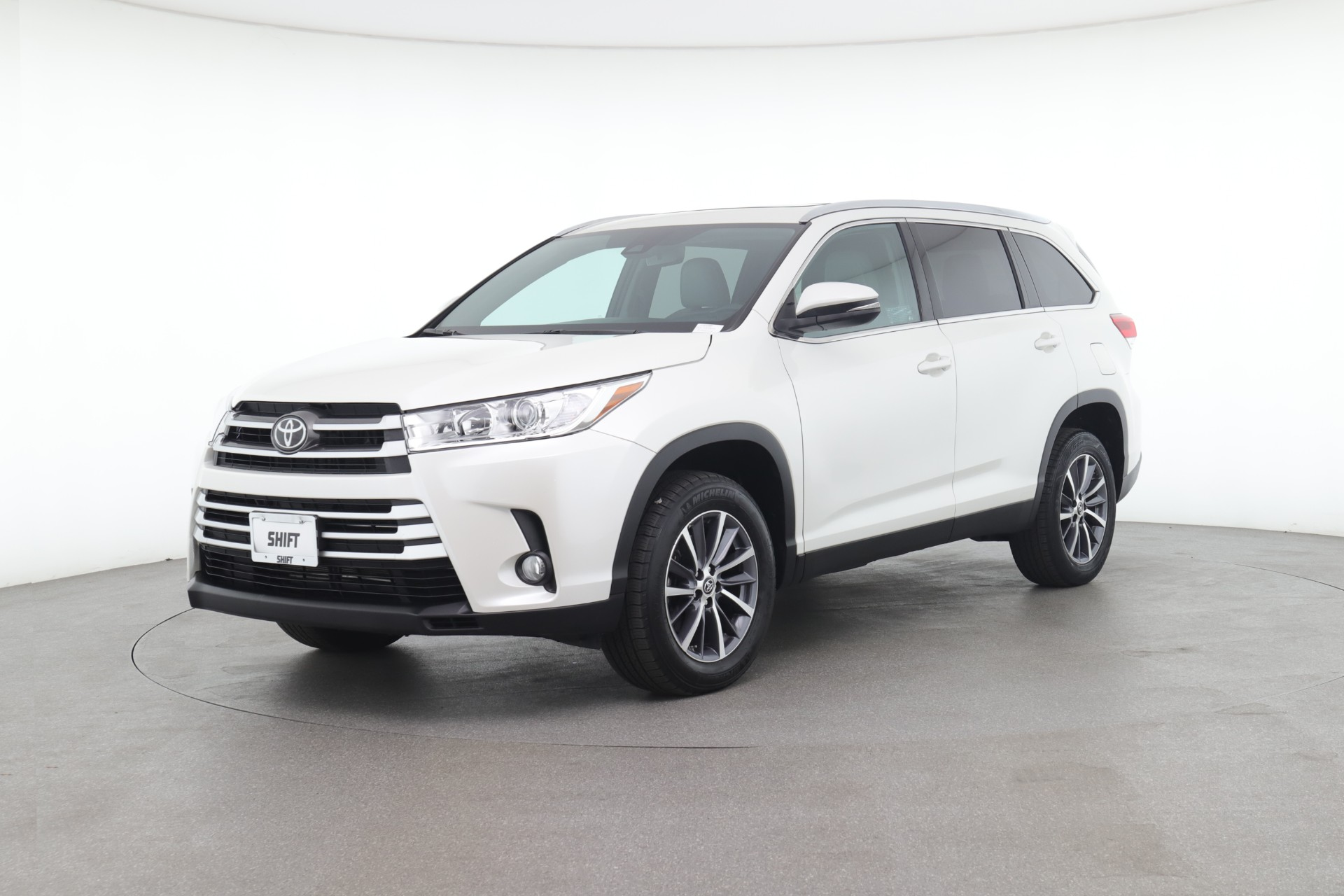 2019 Toyota Highlander XLE (from $35,500)