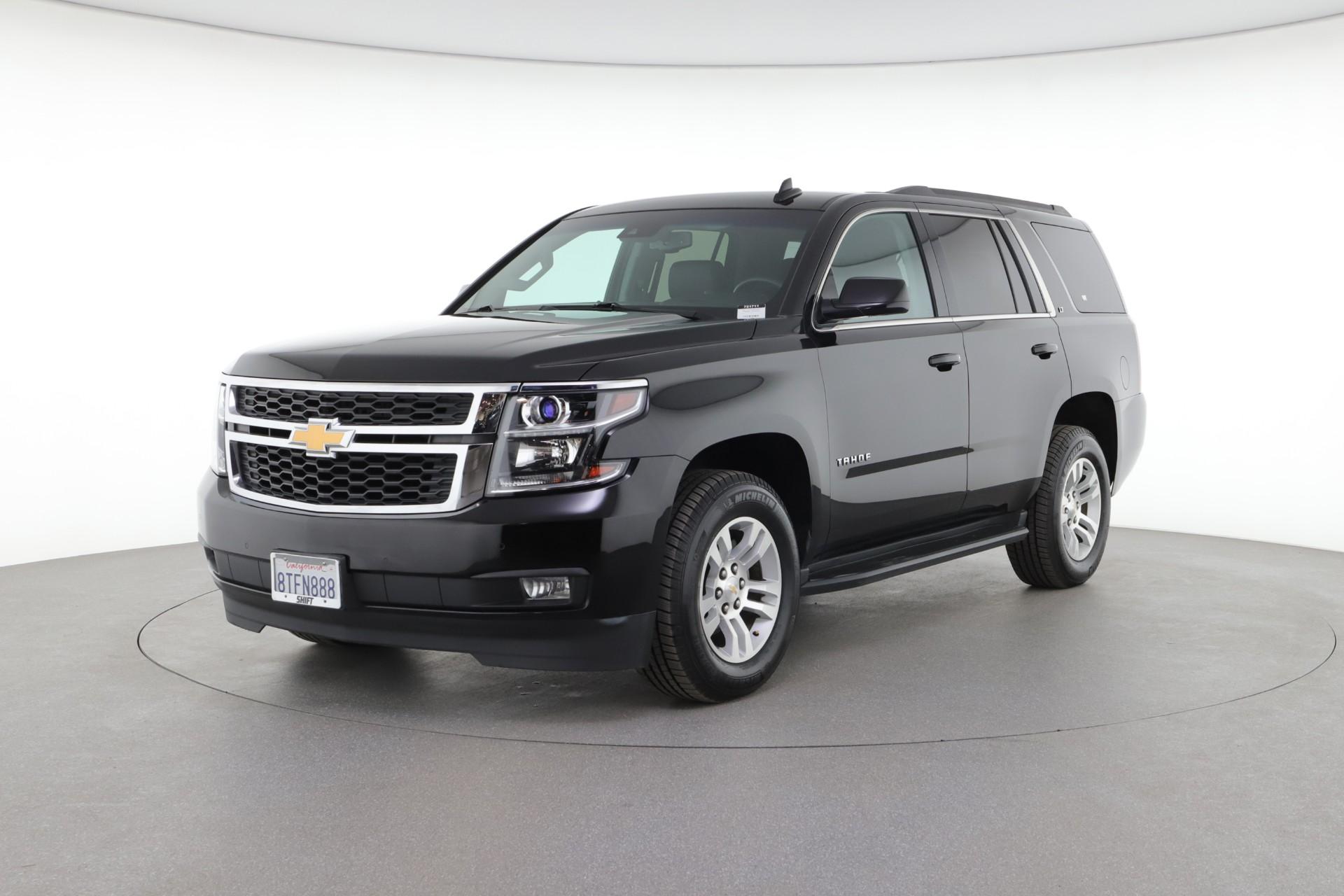 2015 Chevrolet Tahoe LT (from $33,950)