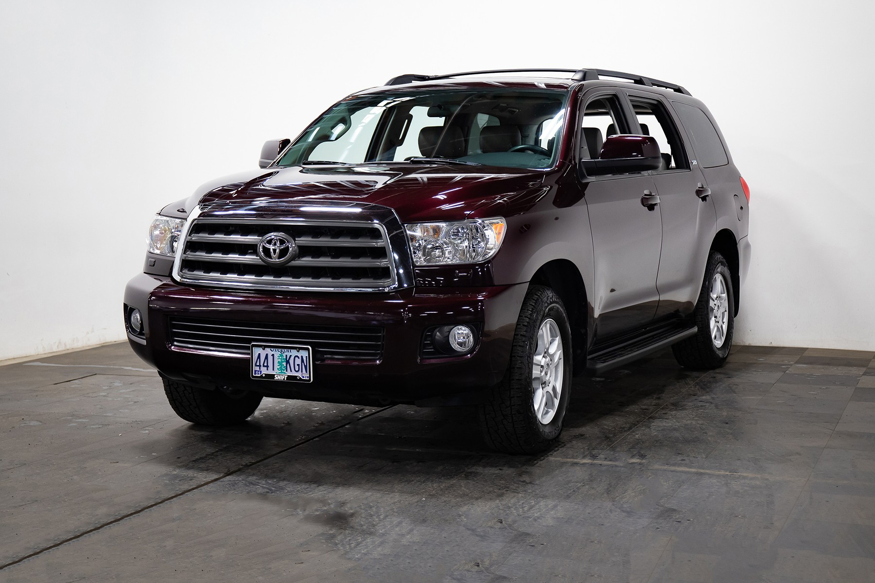 2015 Toyota Sequoia SR5 (from $32,900)