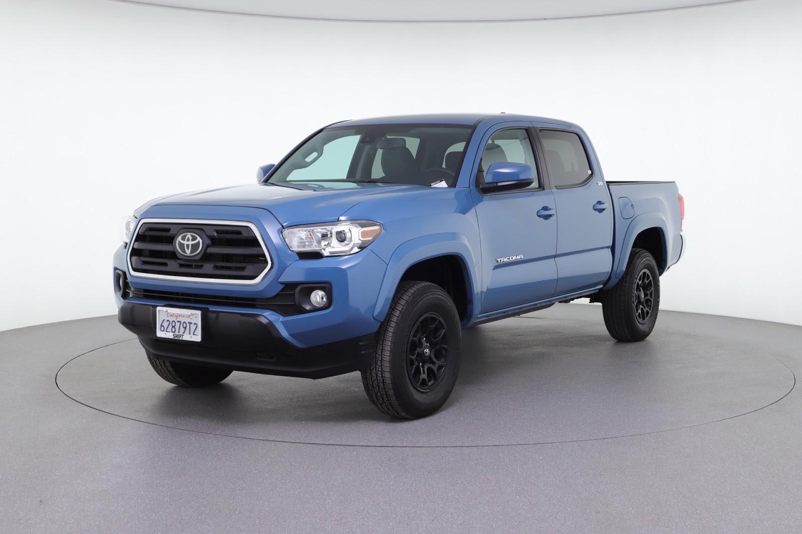2019 Toyota Tacoma SR5 (from $32,900)