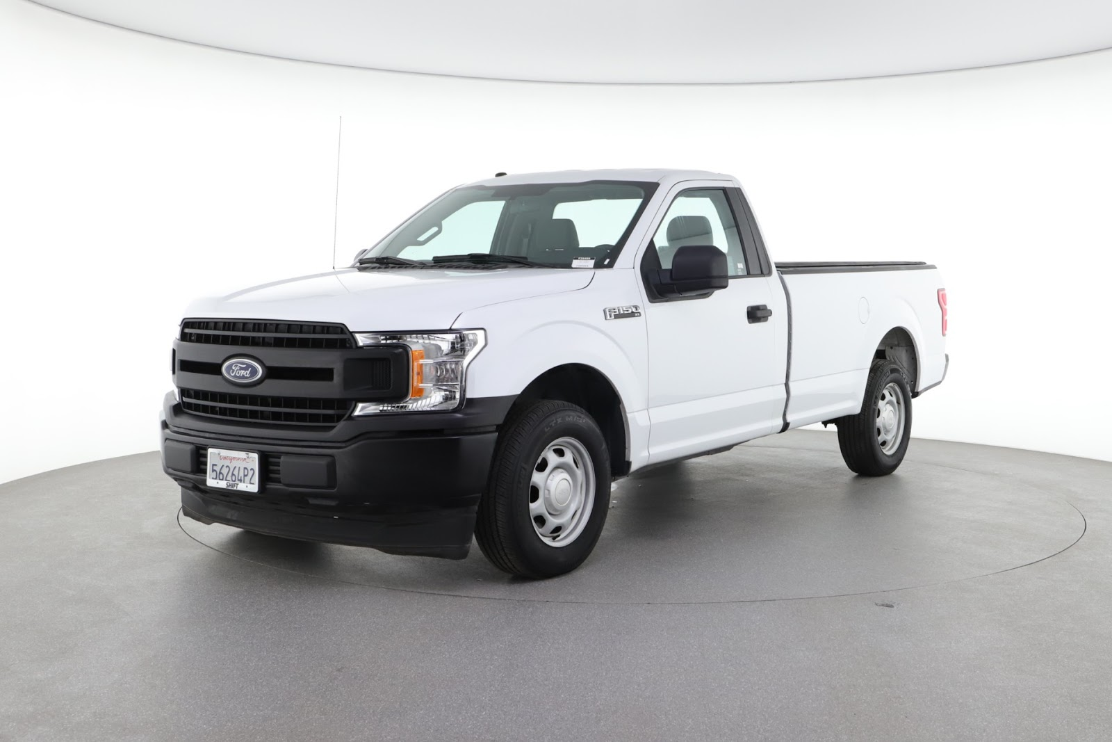 2018 Ford F-150 XL (from $24,450)