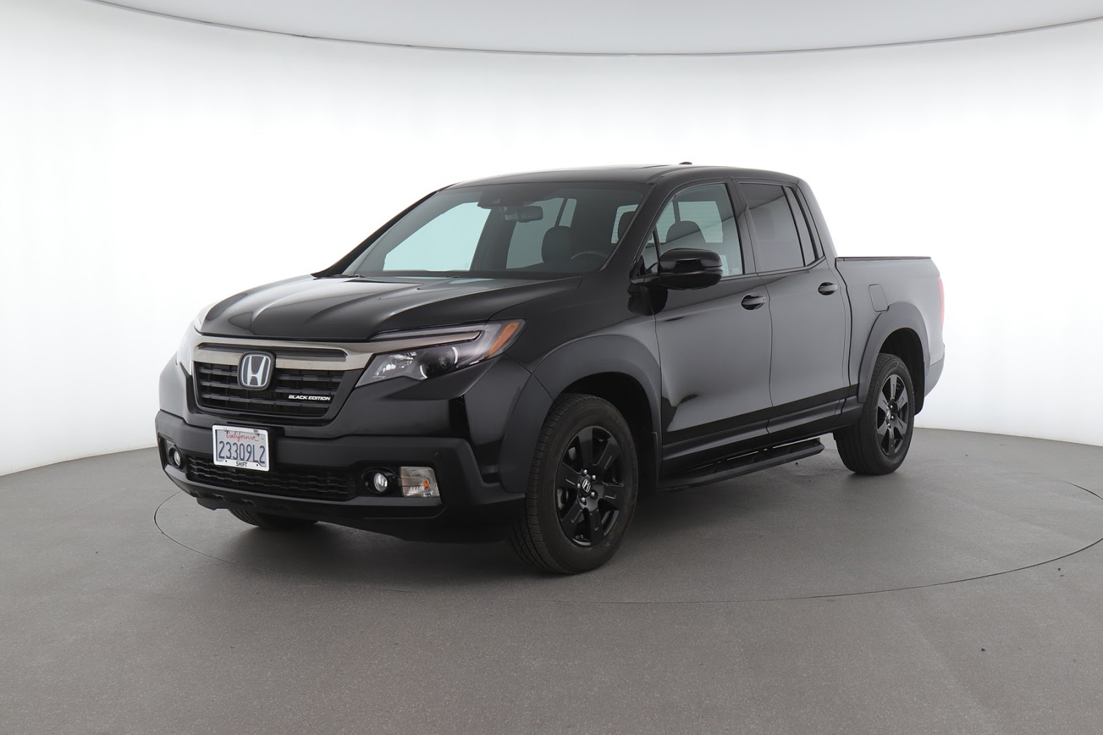 2019 Honda Ridgeline Black Edition (from $37,100)