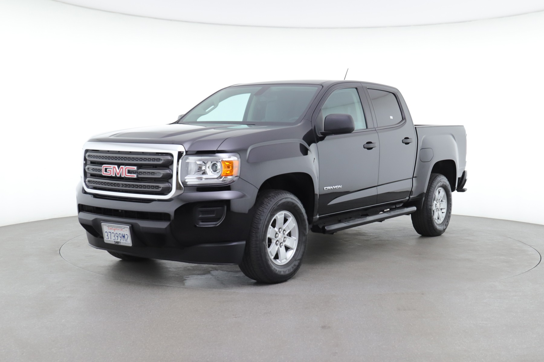 2018 GMC Canyon 2WD (from $25,950)
