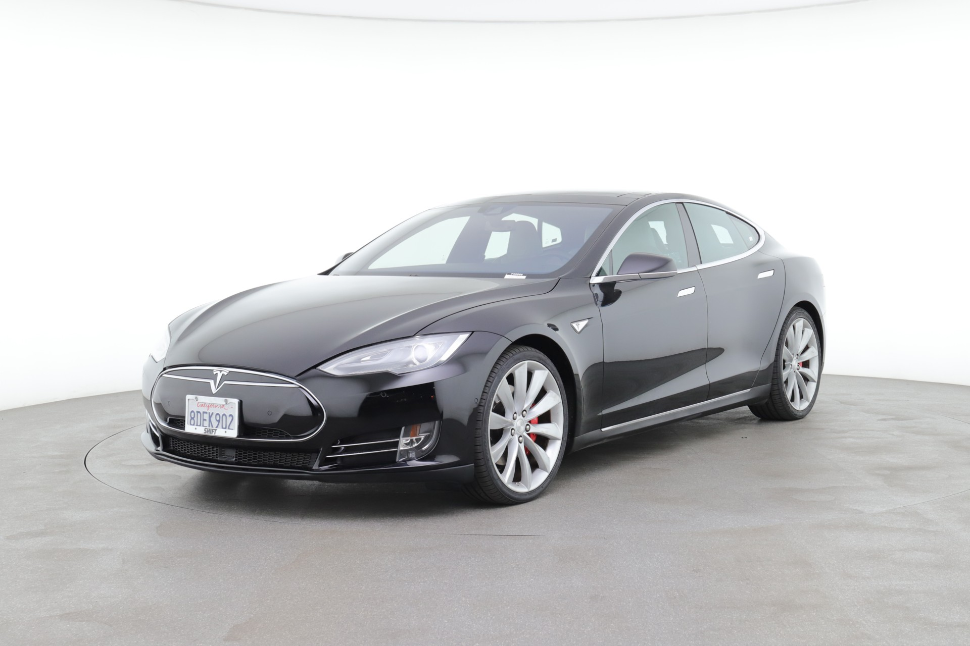 2014 Tesla Model S P85D (from $39,950)