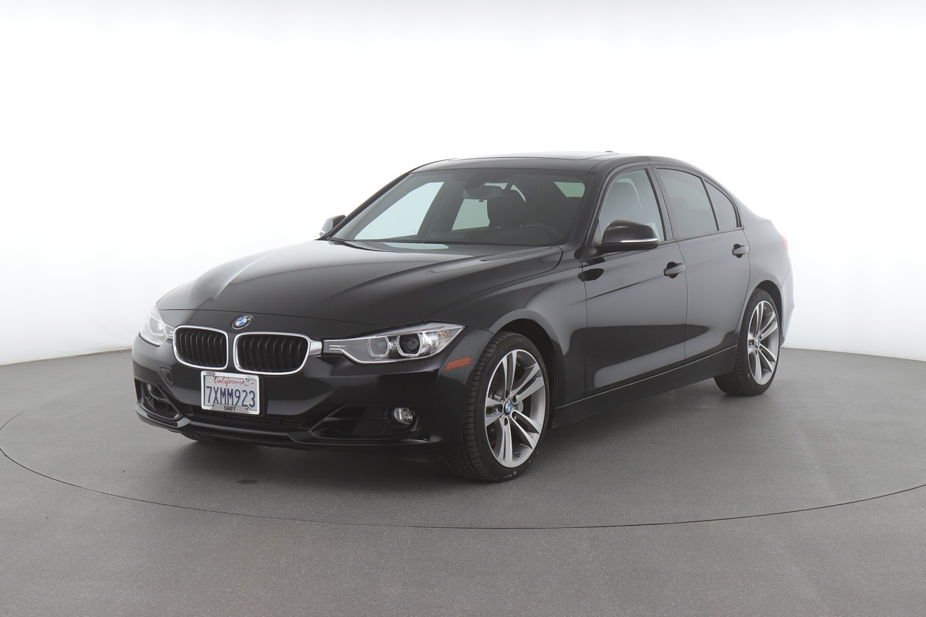 2013 BMW 3 Series (from $15,000)