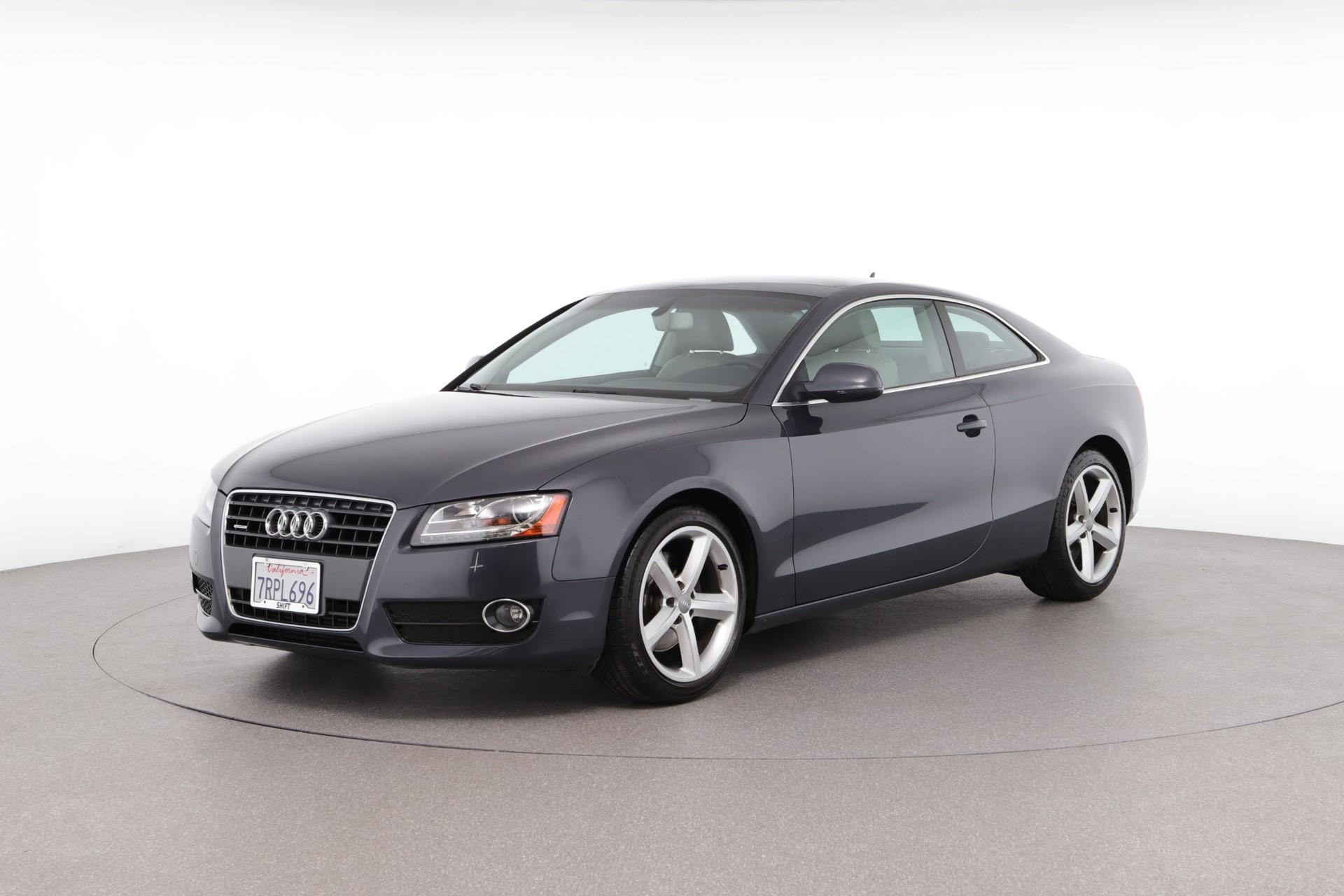 2010 Audi A5 2.0L Premium Plus (from $11,000)