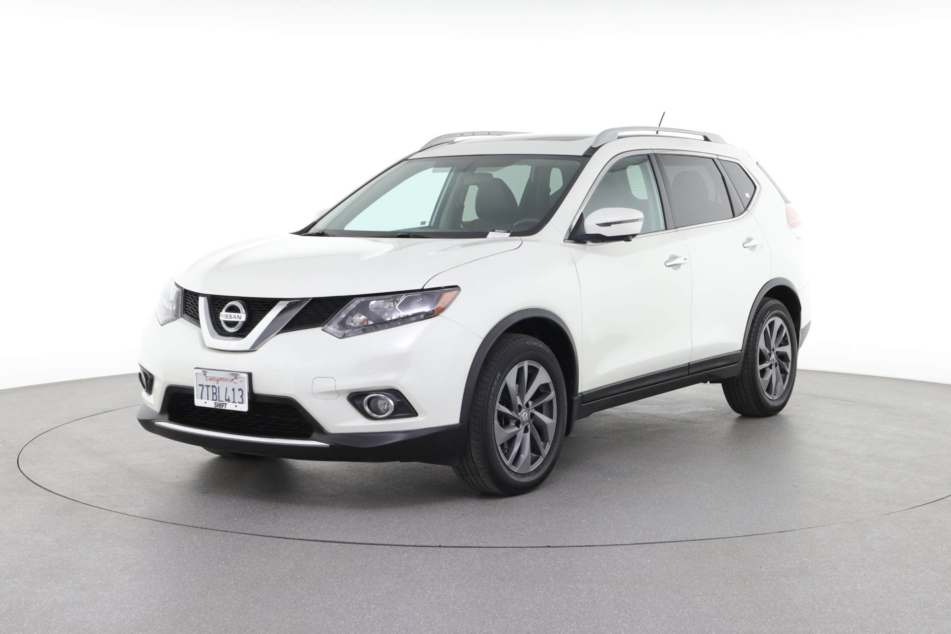 2016 Nissan Rogue SL (from $14,950)