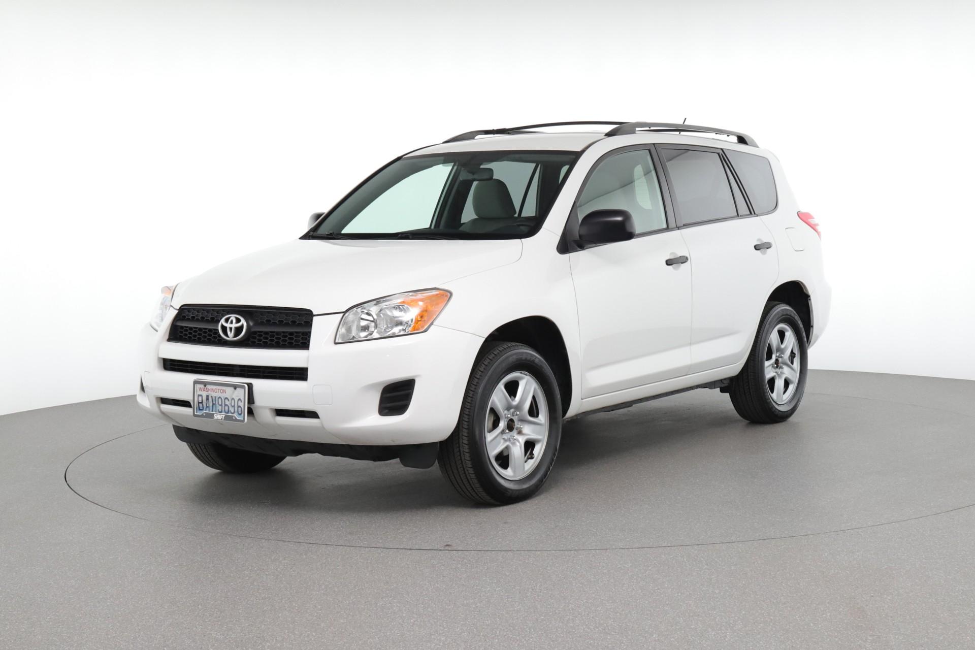 2010 Toyota RAV4 (from $10,950)