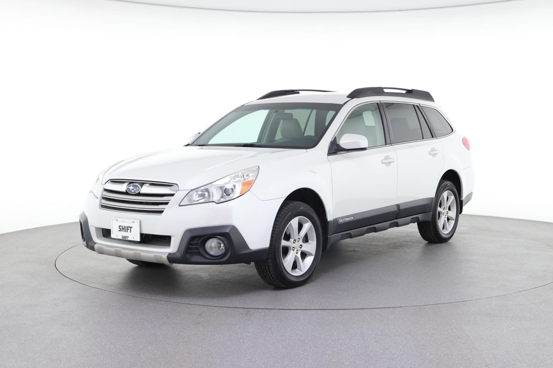 2014 Subaru Outback 2.5i Premium (from $13,950)