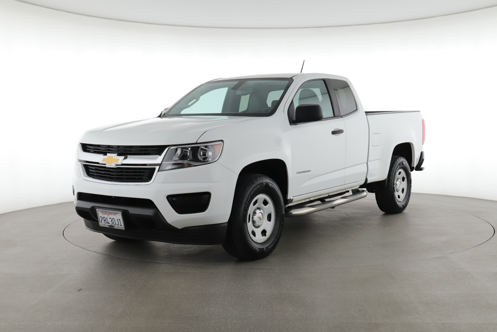 2015 Chevrolet Colorado 2WD WT (from $18,000)