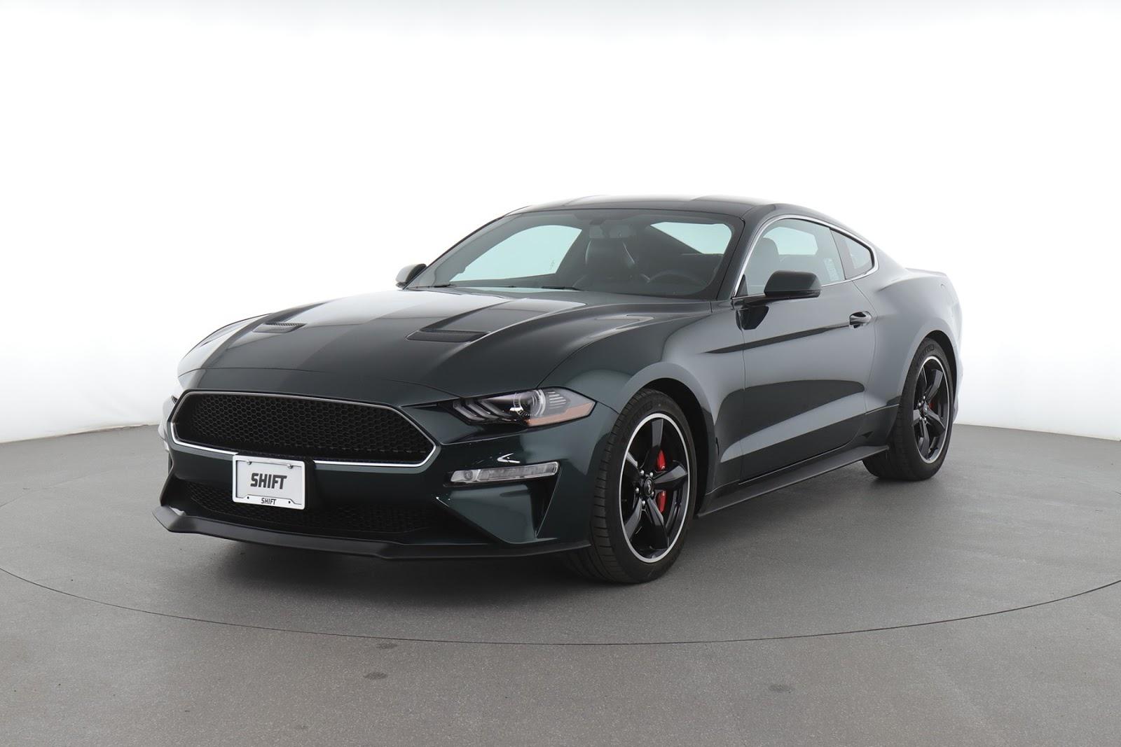 2019 Ford Mustang Bullitt (from $44,000)