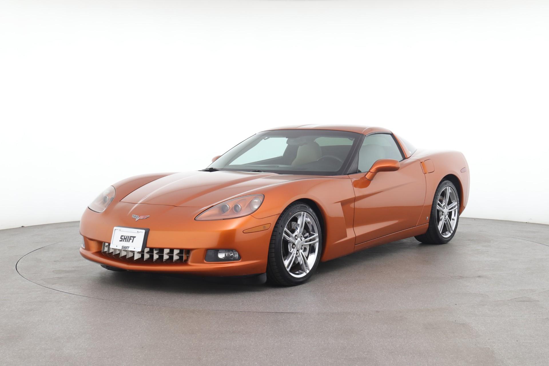 2008 Chevrolet Corvette (from $30,500)