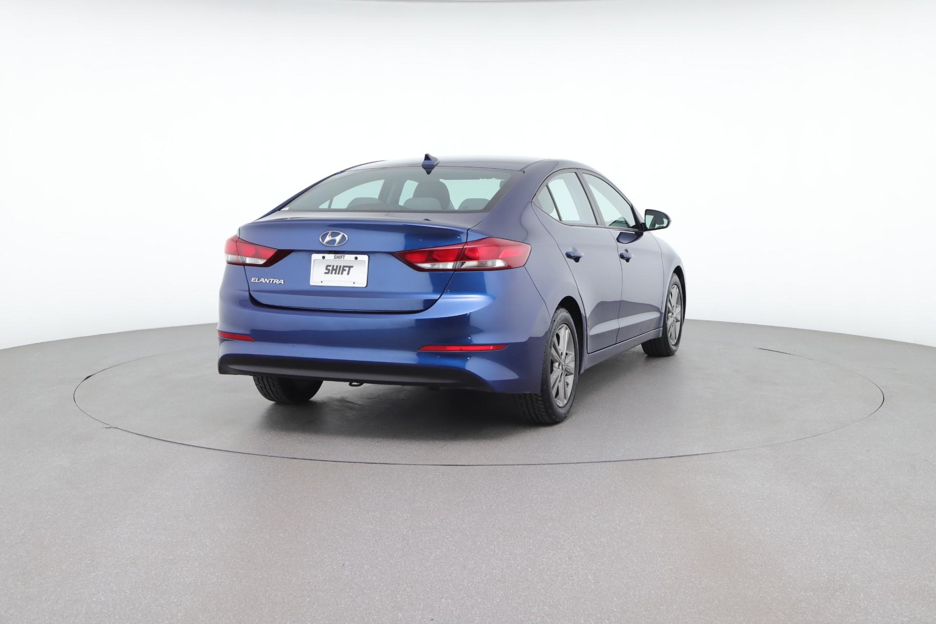 2017 Hyundai Elantra SE (from $12,750)