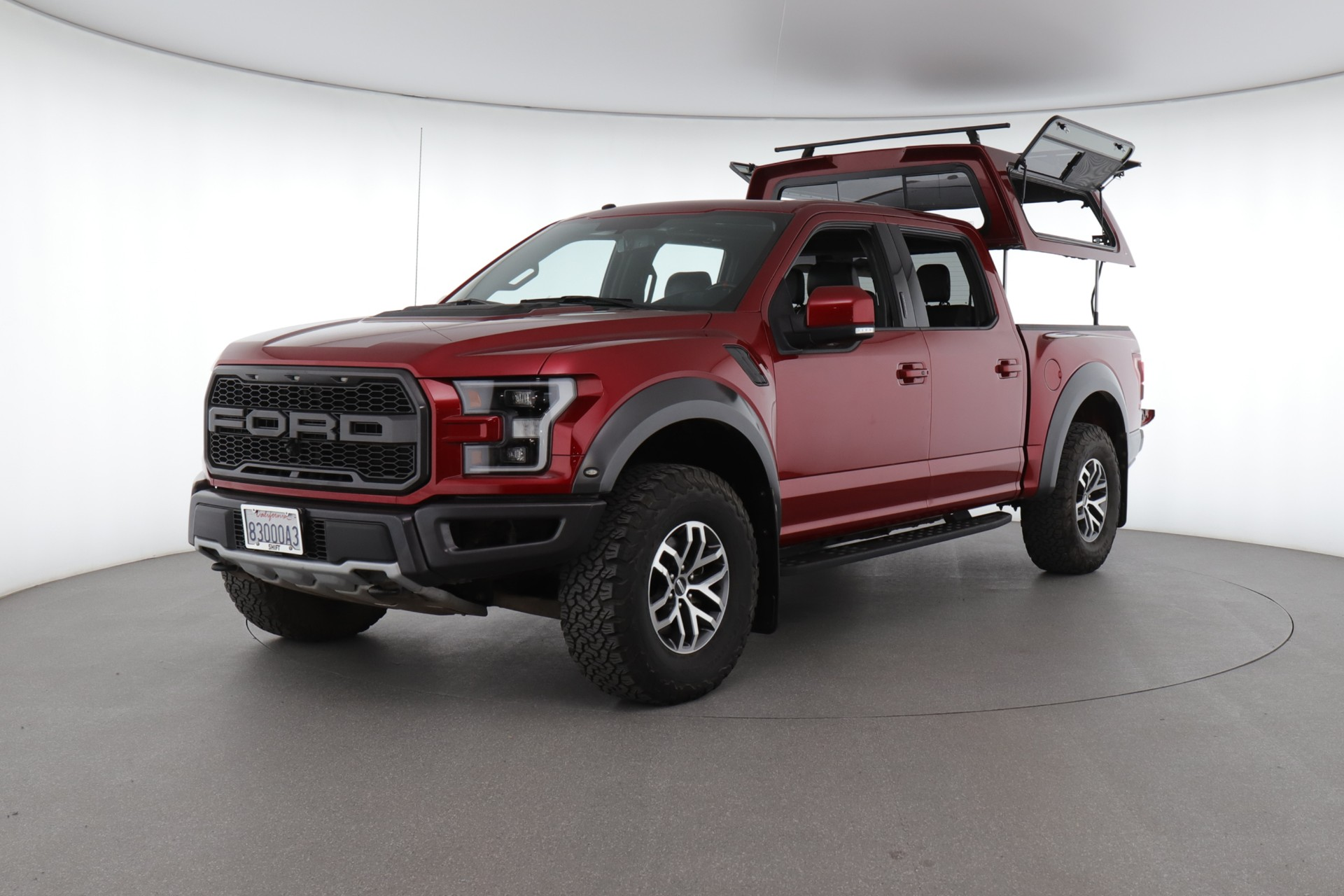 2017 Ford F-150 Raptor (from $64,550)