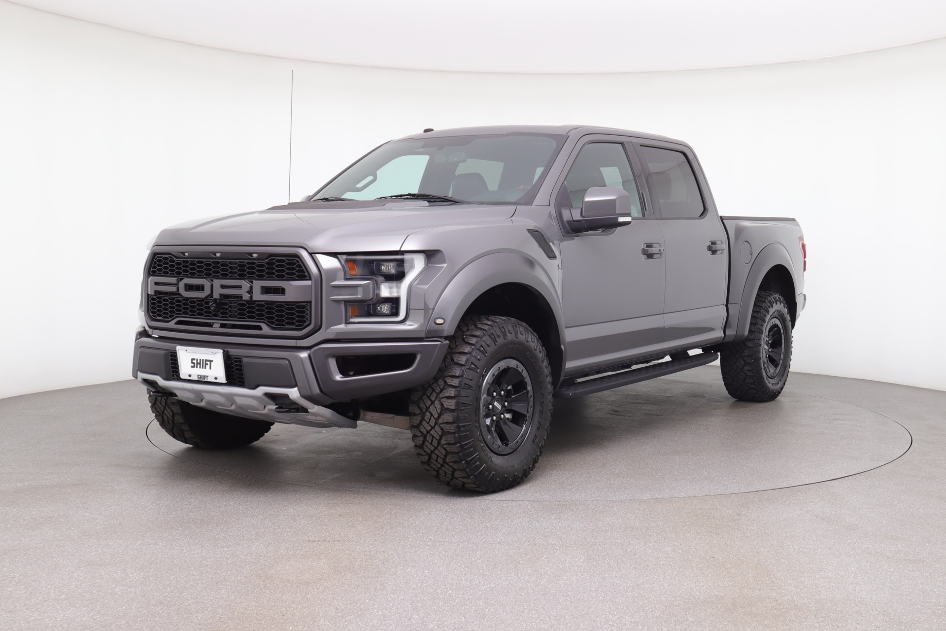 2018 Ford F-150 Raptor (from $65,950)