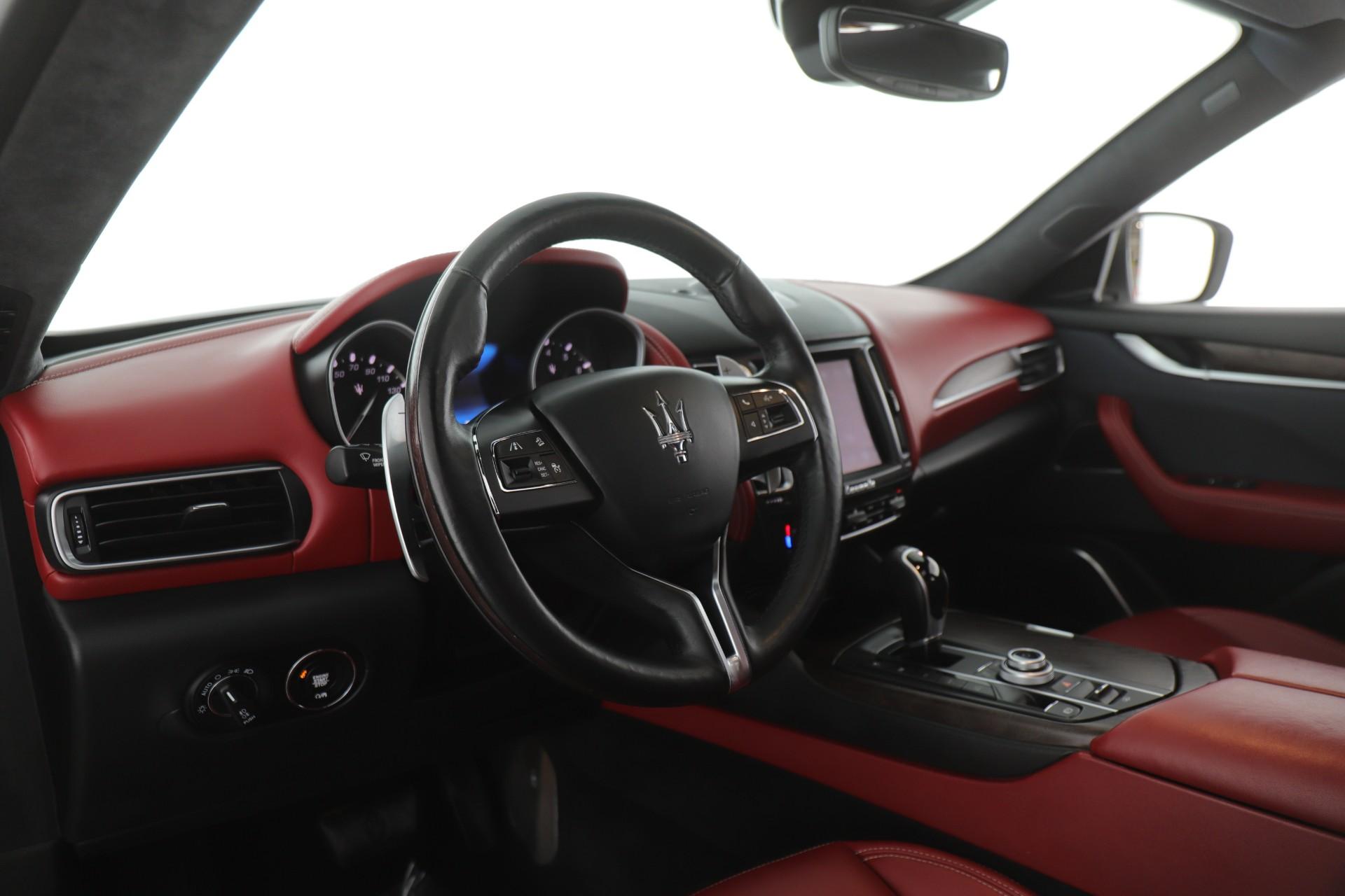 2017 Maserati Levante S (from $49,450)