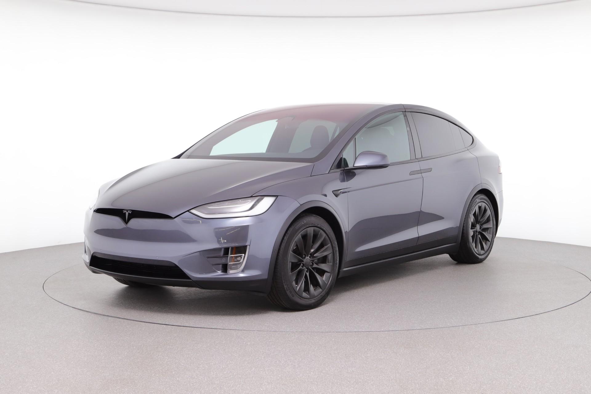 2018 Tesla Model X 75D (from $65,100)