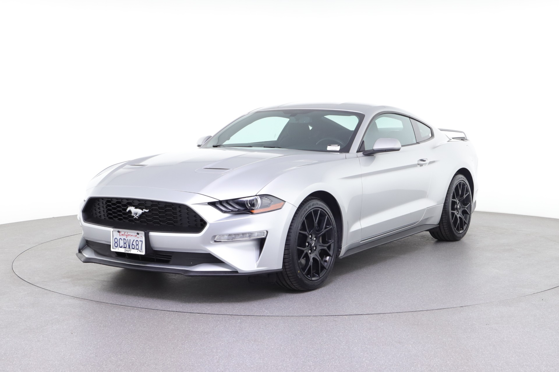 2018 Ford Mustang EcoBoost (from $27,950)