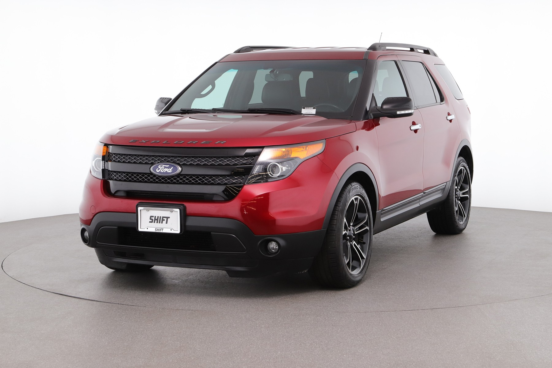 2014 Ford Explorer Sport (from $22,700)