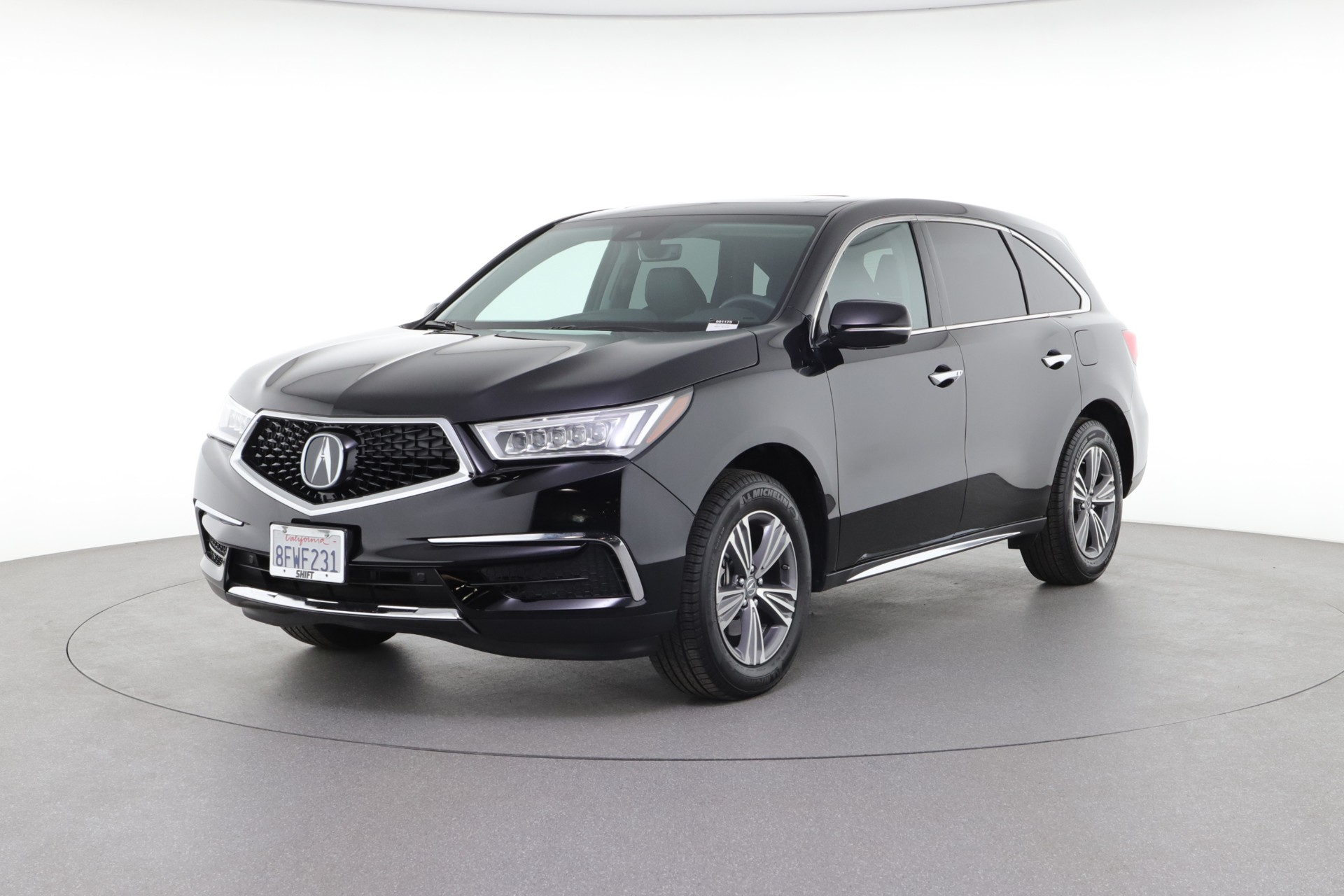 2019 Acura MDX (from $33,350)