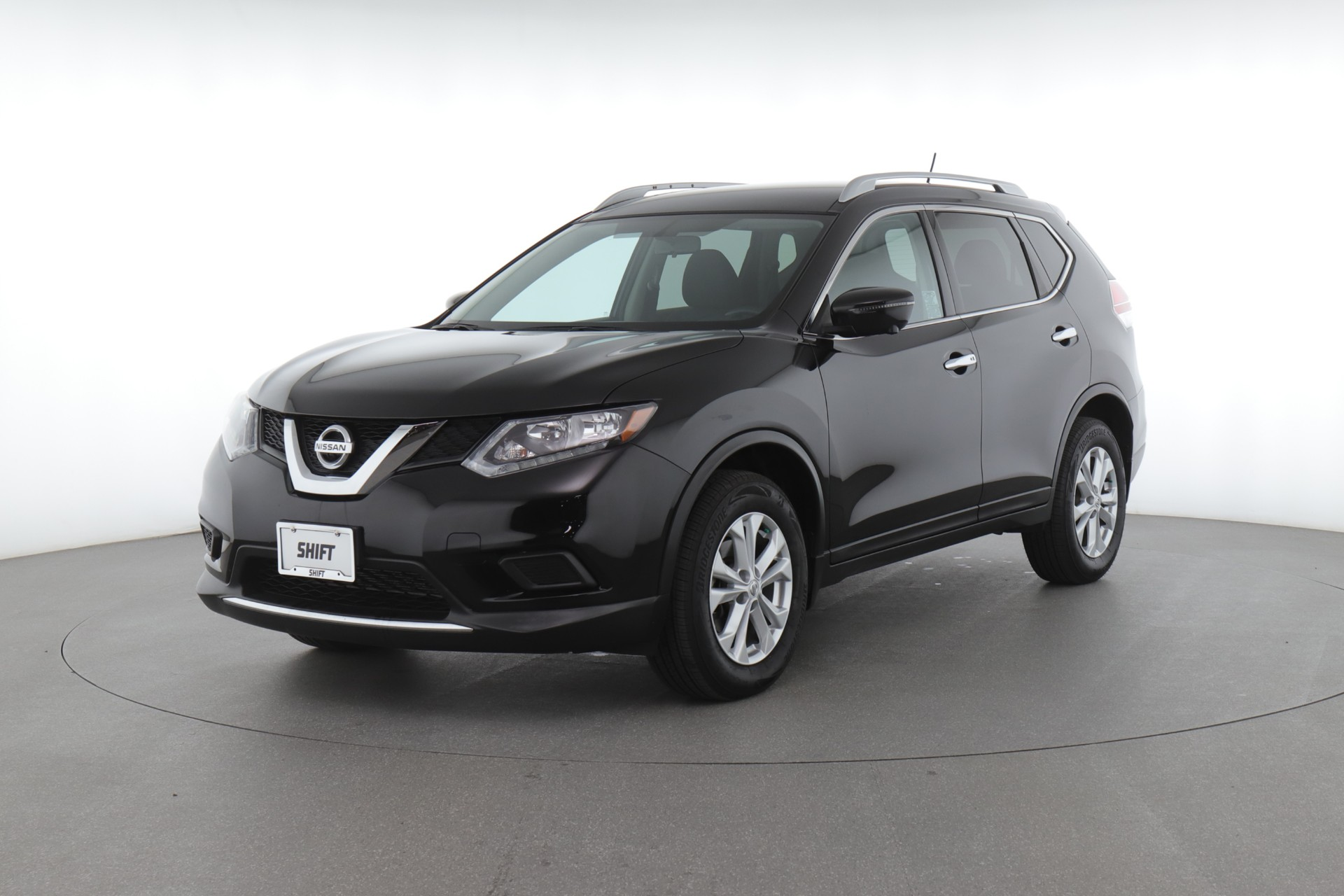 2016 Nissan Rogue SV (from $18,750)