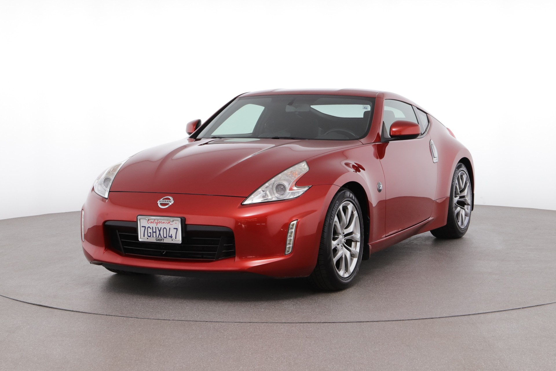 2014 Nissan 370Z (from $22,700)