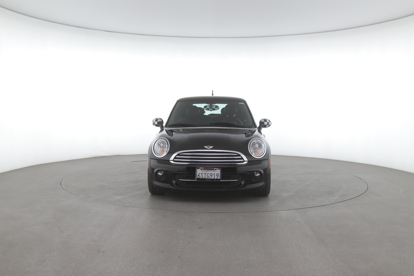 The 2011 MINI Cooper (from $7,850)