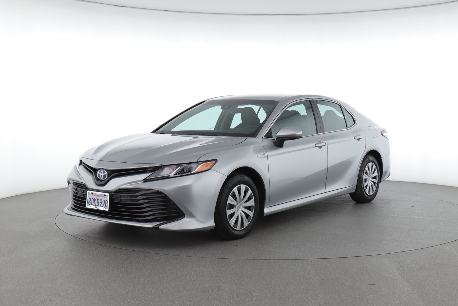 2018 Toyota Camry Hybrid LE (from $24,950)