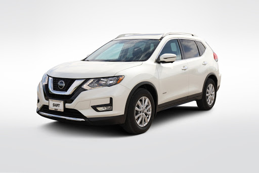 2018 Nissan Rogue SV Hybrid (from $24,300)