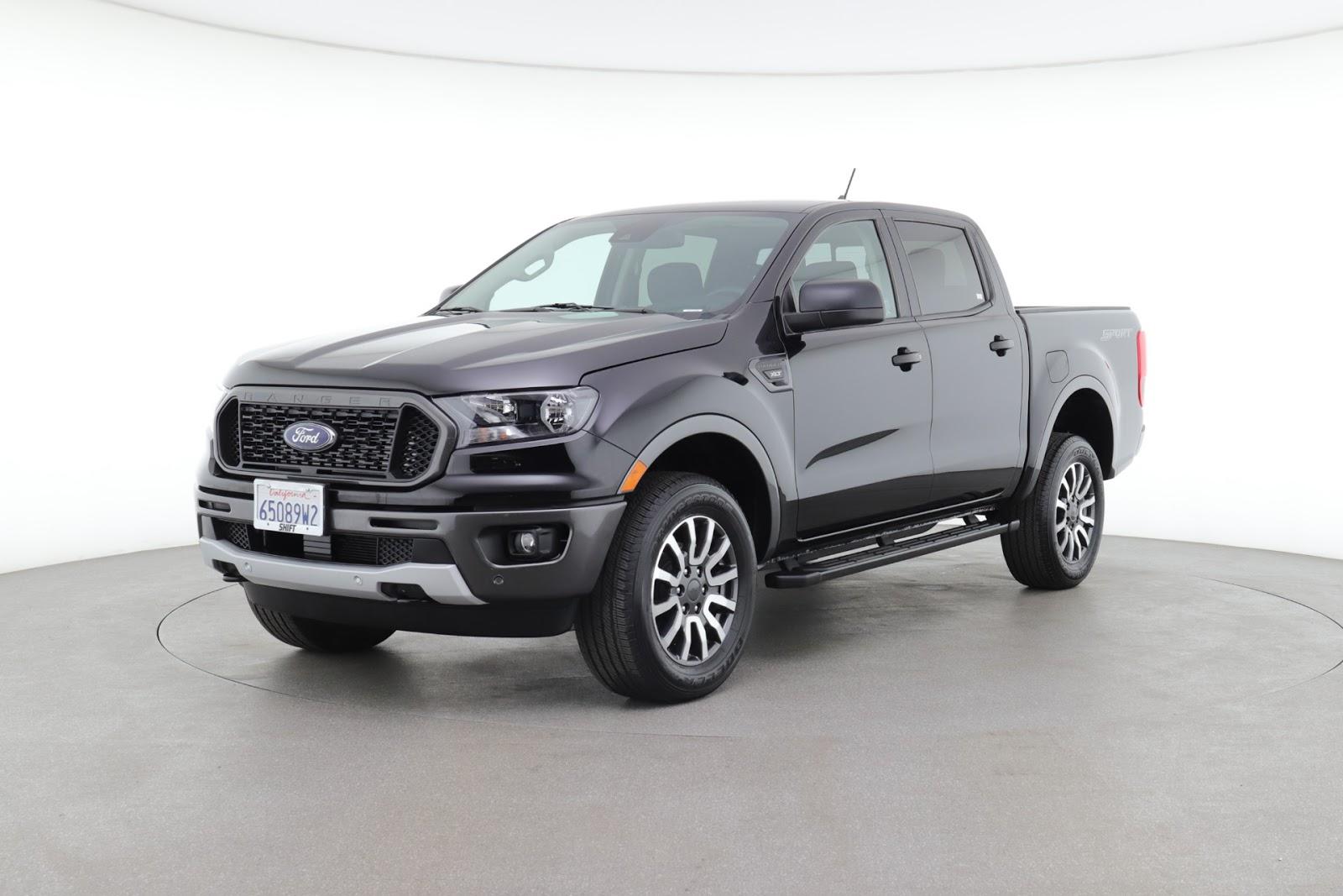 2019 Ford Ranger XLT (from $32,950)