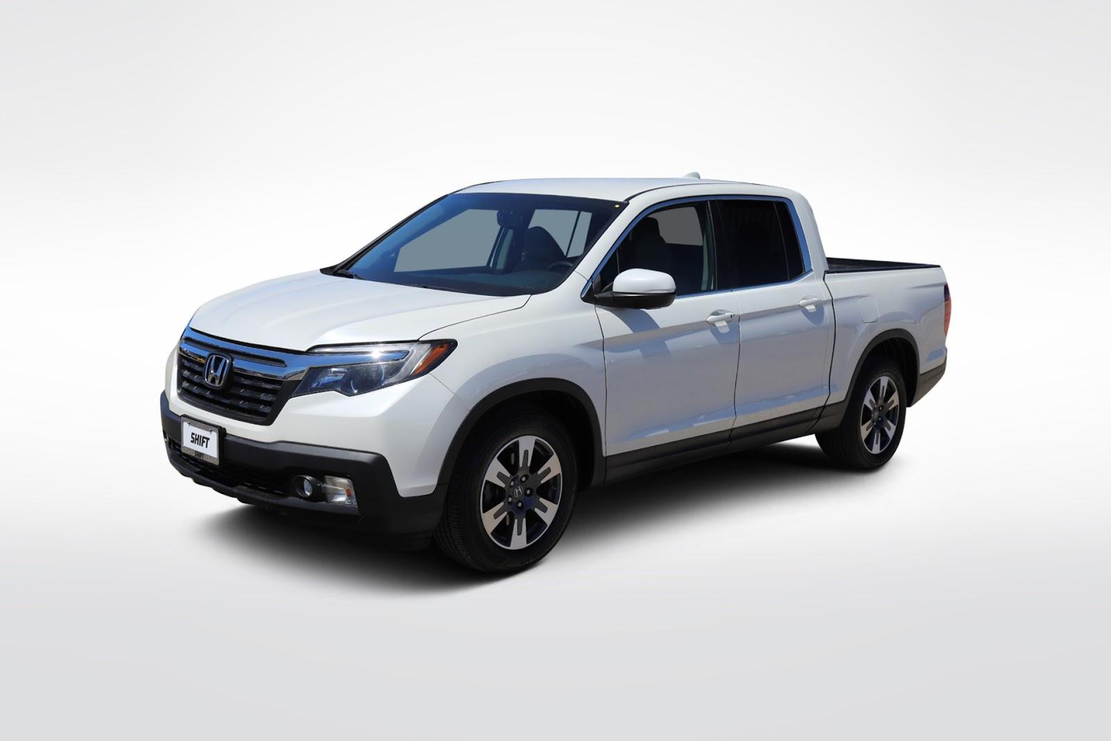 2017 Honda Ridgeline RTL-T (from $27,700)