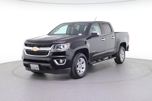 2016 Chevrolet Colorado 4WD LT (from $34,950)
